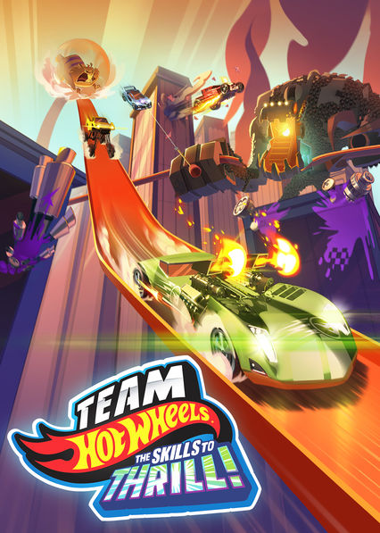Hot Wheels: The Skills to Thrill on Netflix UK