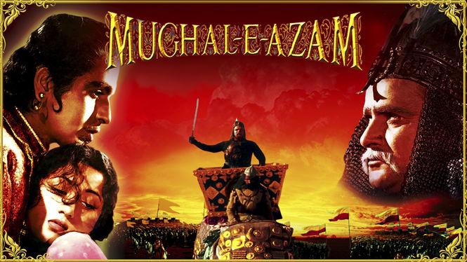 Mughal-E-Azam on Netflix Canada