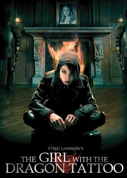 Is 'The Girl with the Dragon Tattoo' available to watch on