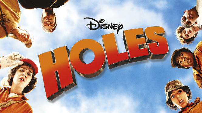 Holes on Netflix AUS/NZ