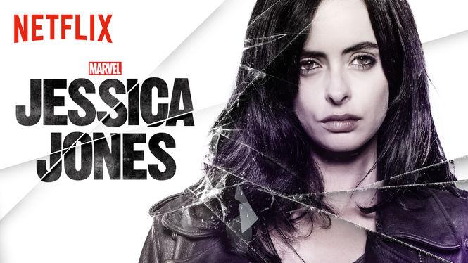 Locandina di Marvel - Jessica Jones