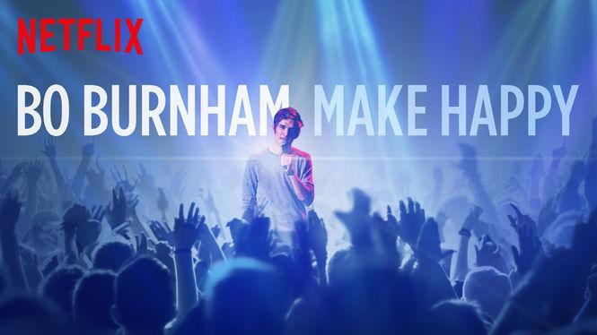 Locandina di Bo Burnham: Make Happy
