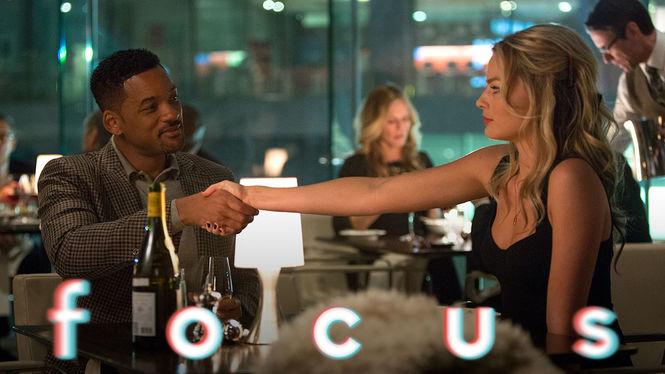 Focus on Netflix UK