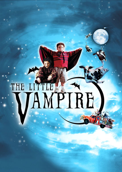 The Little Vampire on Netflix UK