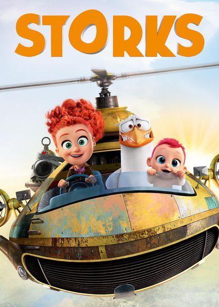 Storks on Netflix AUS/NZ