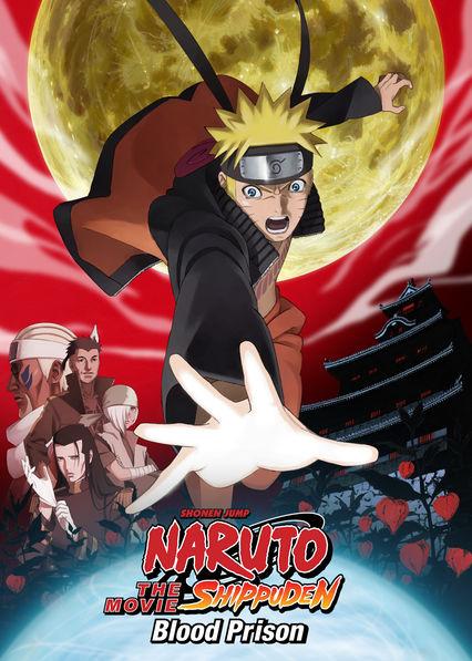 Naruto Shippuden : Blood Prison