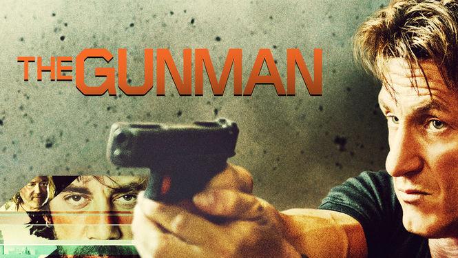 The Gunman on Netflix AUS/NZ