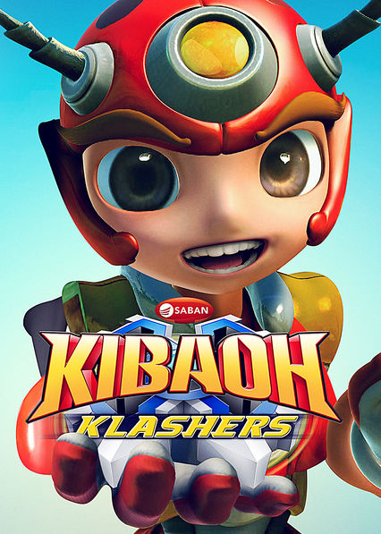 Kibaoh Klashers on Netflix AUS/NZ