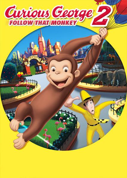 Curious George 2: Follow That Monkey! on Netflix UK