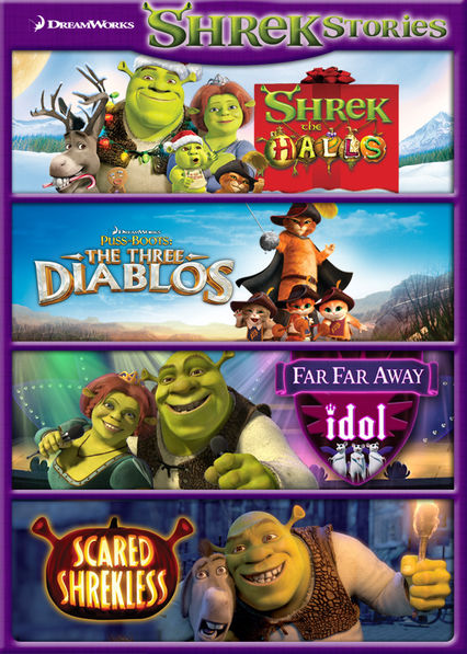DreamWorks Shrek Stories