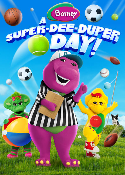 Barney: A Super-Dee-Duper Day!