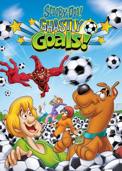Scooby-Doo! Ghastly Goals!