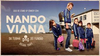 Nando Viana- Da Turma do Fundão desde 1981