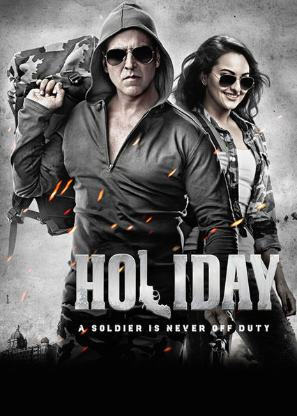 Holiday - A Soldier Is Never Off Duty