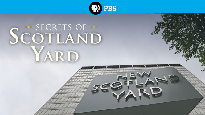 Secrets of Scotland Yard on Netflix UK