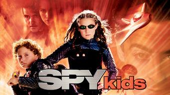 Spy Kids on Netflix AUS/NZ