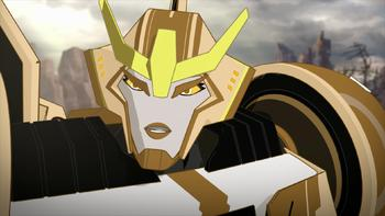 Episodio 1 (TTemporada 3) de Transformers: Robots in Disguise