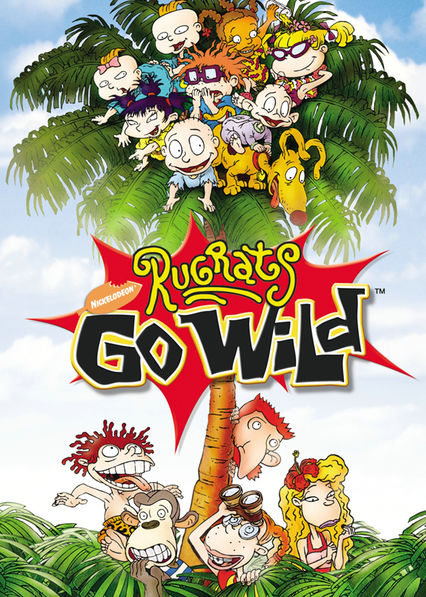 Rugrats Go Wild on Netflix USA