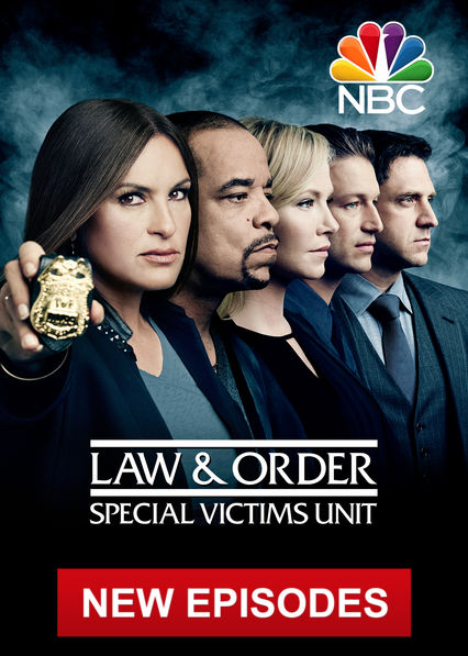 Law & Order: Special Victims Unit on Netflix USA