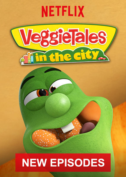VeggieTales in the City
