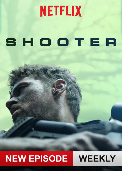 Shooter on Netflix AUS/NZ