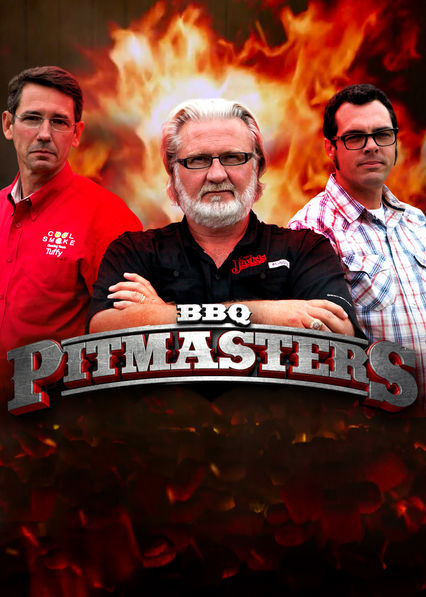 BBQ Pitmasters Collection on Netflix UK