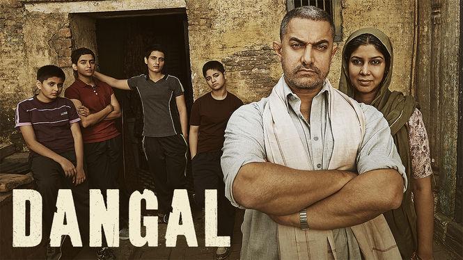 Dangal on Netflix Canada