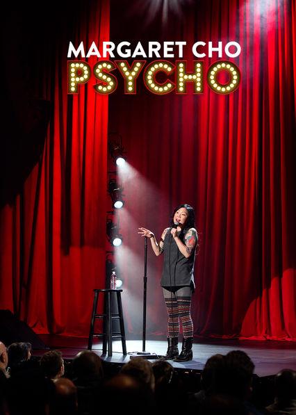 Margaret Cho: PsyCHO on Netflix AUS/NZ