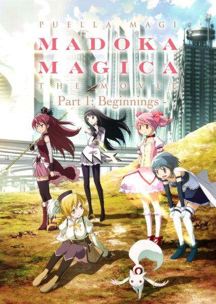 Puella Magi Madoka Magica the Movie: Beginnings
