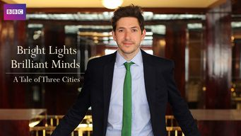 Bright Lights, Brilliant Minds: A Tale of Three Cities