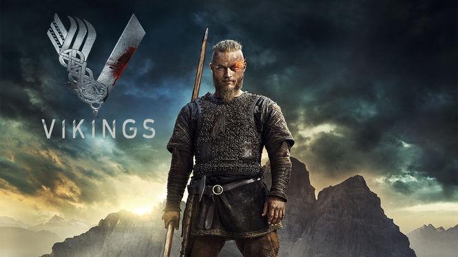 Locandina di Vikings