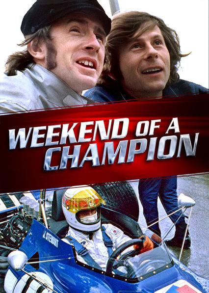Weekend of a Champion on Netflix USA