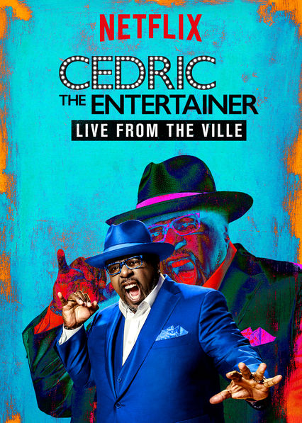 Carátula de Cedric The Entertainer: Live from the Ville