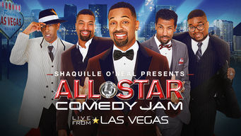 Shaquille O'Neal Presents: All Star Comedy Jam: Live from Las Vegas
