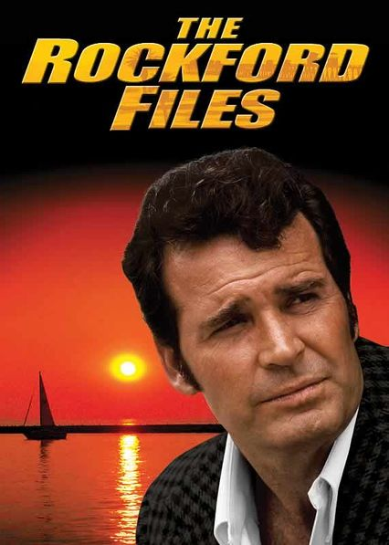 Is 'The Rockford Files' available to watch on Netflix in