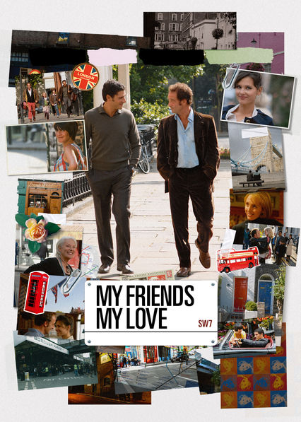 My Friends, My Love on Netflix USA