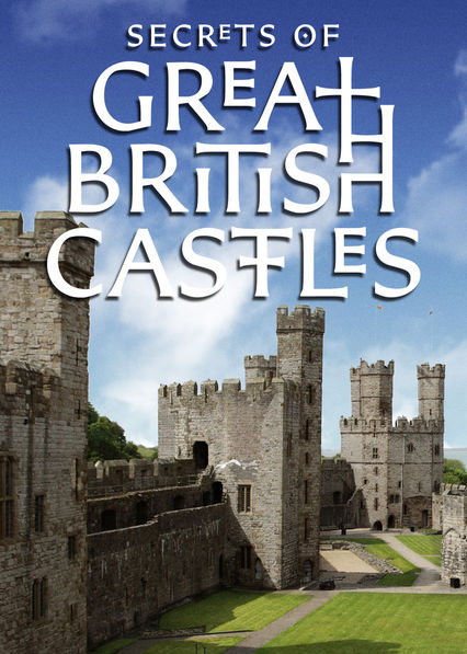 Carátula de Secrets of Great British Castles