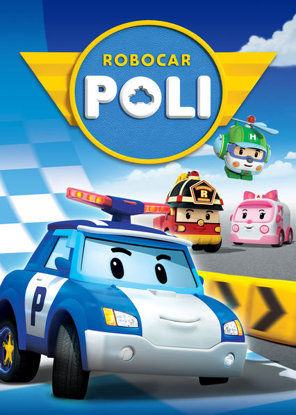 Robocar Poli on Netflix USA