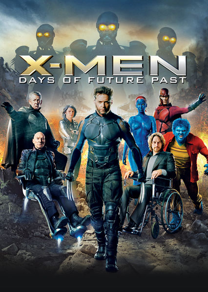 is x men days of future past available to watch on canadian x men days of future past on netflix