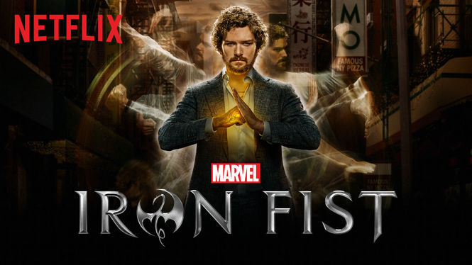 Marvel's Iron Fist on Netflix USA