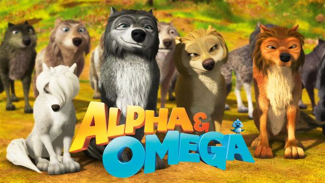 Alpha and Omega on Netflix AUS/NZ