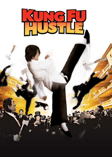 Kung Fu Hustle on Netflix UK