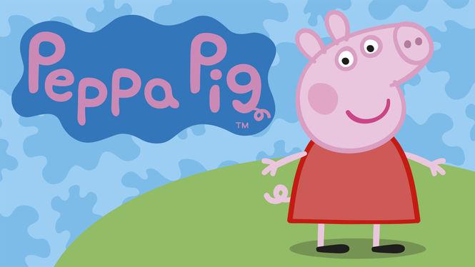 Peppa Pig on Netflix UK