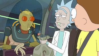 Episodio 2 (TTemporada 2) de Rick and Morty