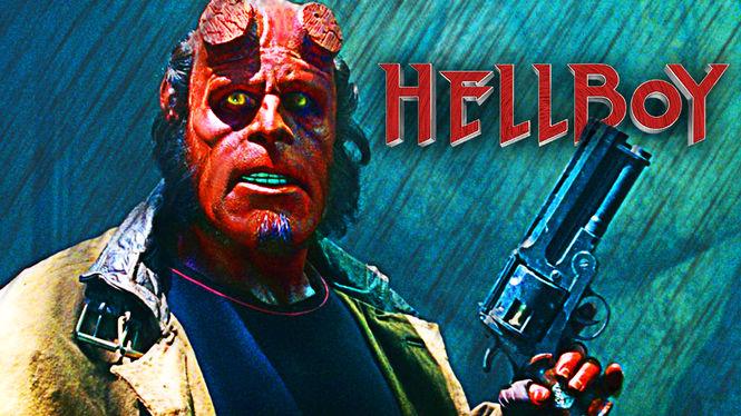 Hellboy on Netflix UK