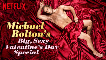 マイケル・ボルトンのビッグでセクシーなバレンタインスペシャル