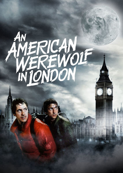 An American Werewolf in London on Netflix USA