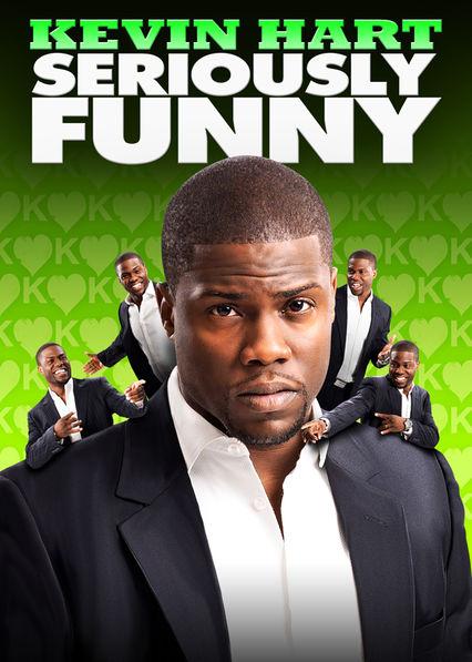 Kevin Hart: Seriously Funny on Netflix UK