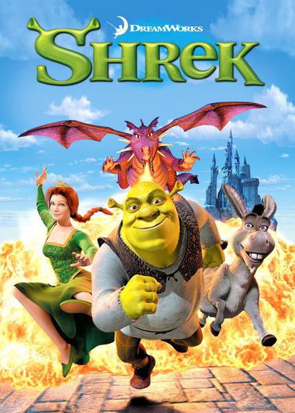Shrek on Netflix UK