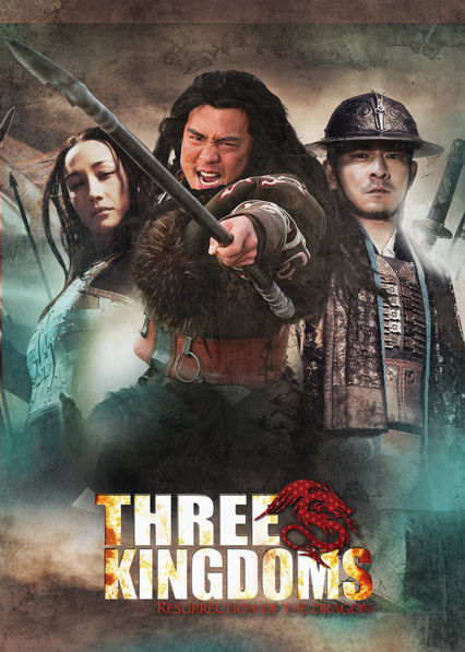 Three Kingdoms: Resurrection of the Dragon on Netflix UK